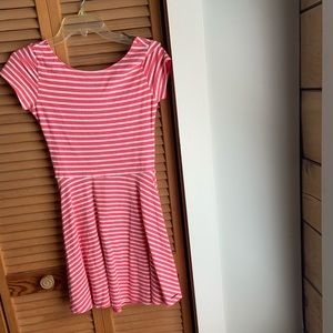 Cute stripped dress